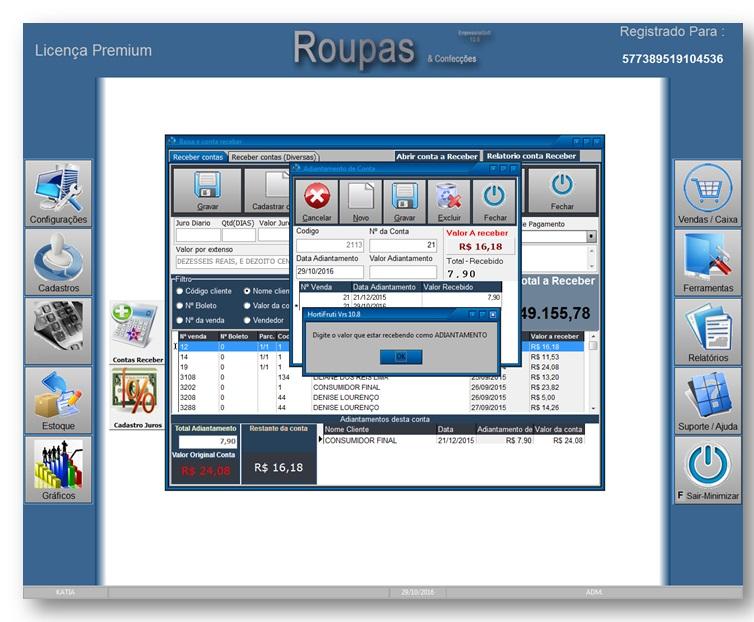 programa software para lojas de informatica e lojas de celulares
