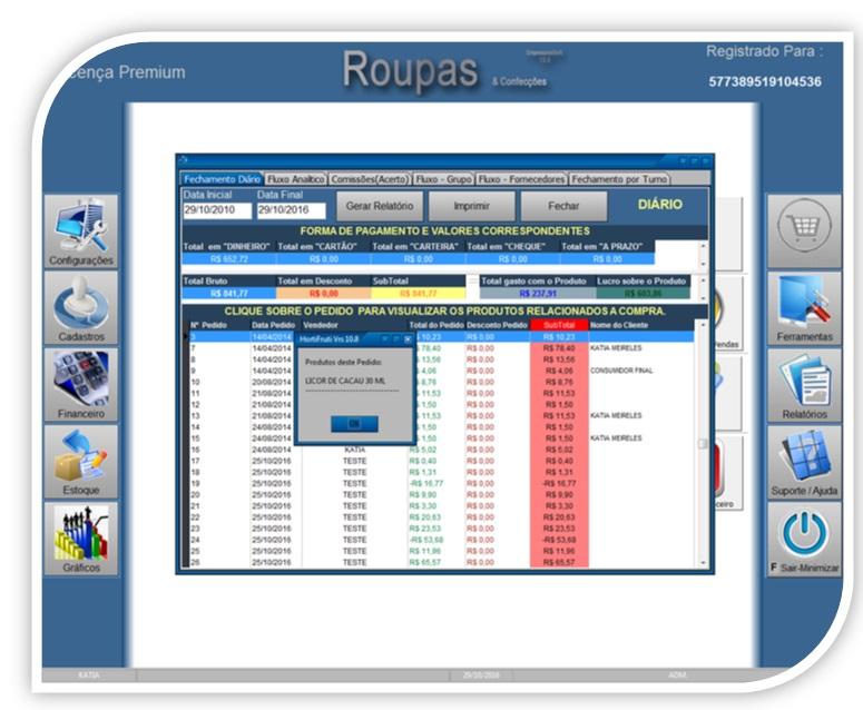sistema programa software para lojas de informatica e lojas de celulares
